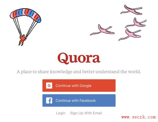 """美版""""知乎""""Quora遭黑客入侵:1亿用户受影响"""