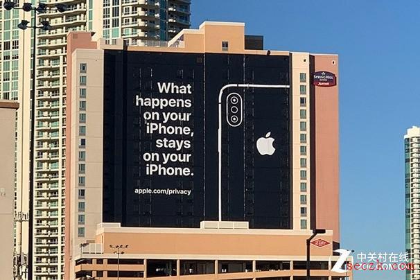 苹果遭遇集体诉讼 涉嫌贩卖用户隐私