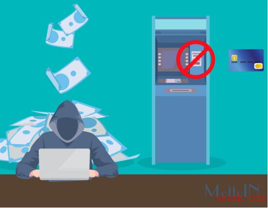 新型ATM恶意软件上线!印度成首次受灾国