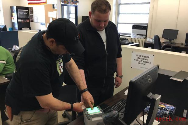 勒索软件渗透纽约警察局的指纹数据库 导致系统关闭