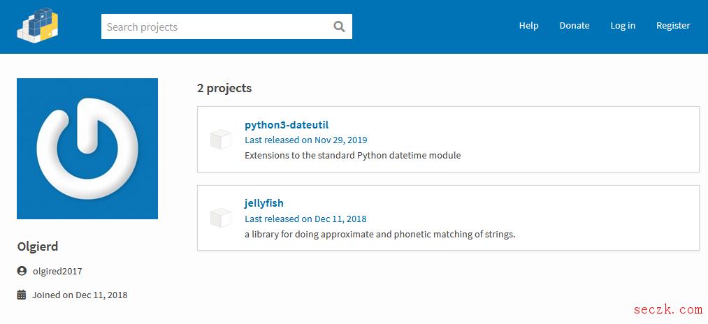 恶意 Python 库被发现会窃取 SSH 和 GPG 密钥