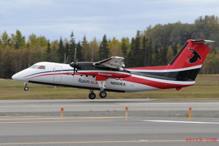 黑客攻击飞机维修网络导致阿拉斯加部分航班取消
