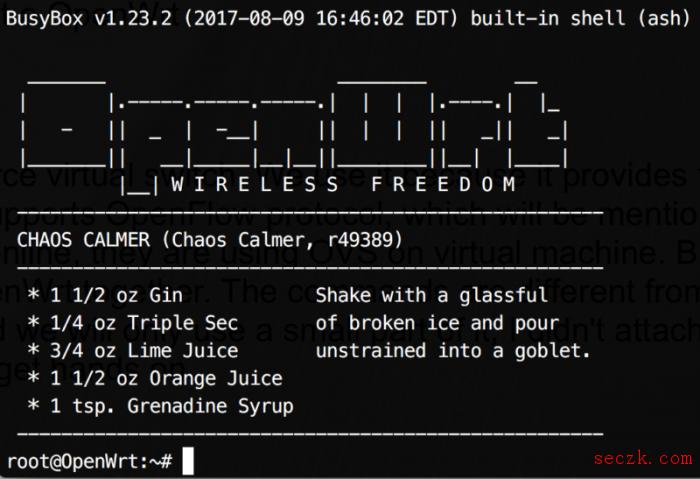 OpenWRT被发现使用HTTP连接传输更新 易遭受中间人攻击