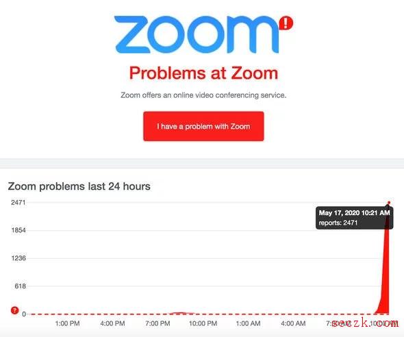 Zoom再出问题 故障中断干扰了英国政府的COVID-19通报会