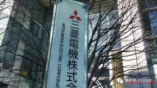 日本三菱电机造黑客攻击 高超音速导弹机密或已泄露
