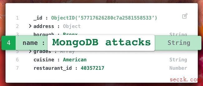 数以万计的MongoDB数据库面临攻击