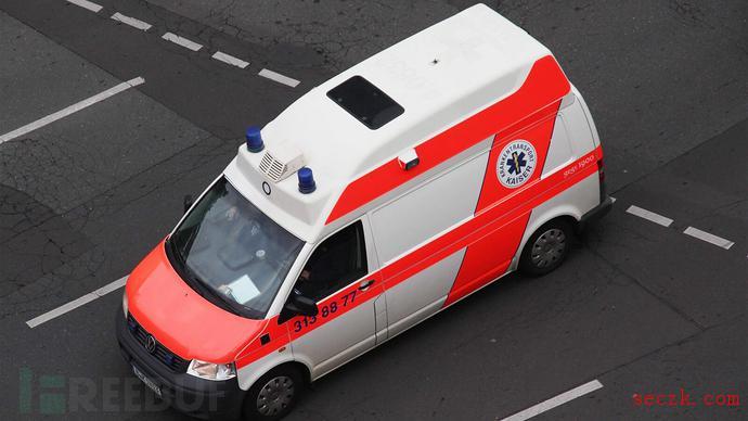 勒索软件攻击了一家德国医院,并导致患者死亡