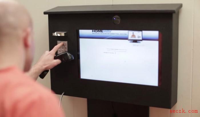 监狱视频探视服务HomeWAV暴露了囚犯与律师之间的私下通话