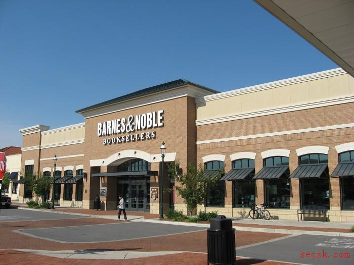 Barnes & Noble遭网络攻击:消费者邮箱、购买记录被盗