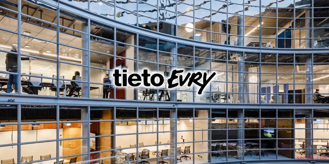 芬兰IT服务巨头TietoEVRY遭遇勒索攻击